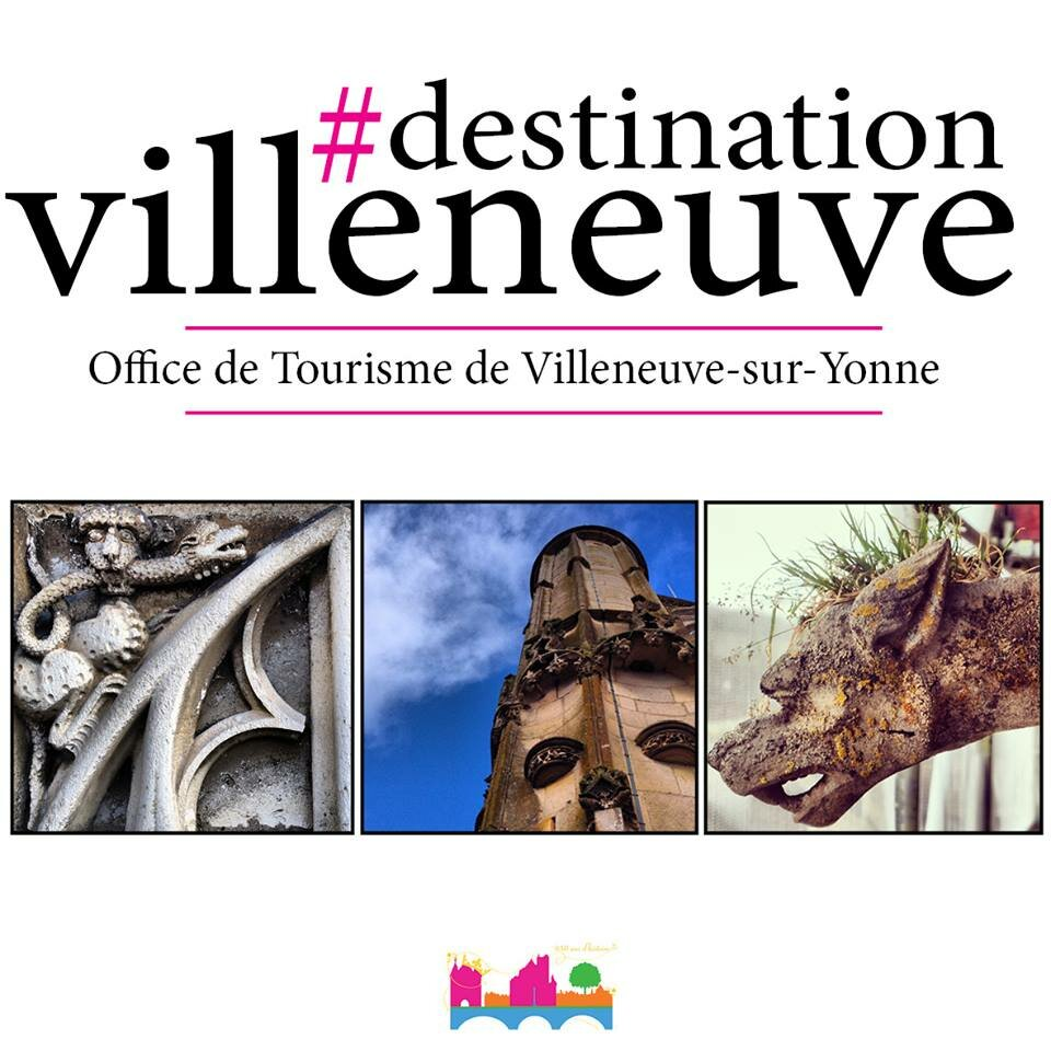 Interview d 39 adeline gauthier animatrice num rique du - Office du tourisme villeneuve sur yonne ...